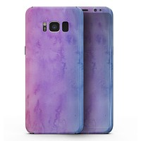 Blotted 6836432 Absorbed Watercolor Texture - Samsung Galaxy S8 Full-Body Skin Kit