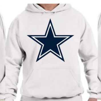 Cowboys  Unisex Hoodie Texas Dallas  nfl  football men women