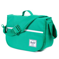 Herschel Supply Co.: Pop Quiz Messenger Bag - Kelly Green