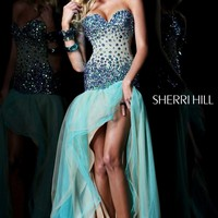 Sherri Hill 21024 Dress - MissesDressy.com