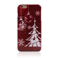 Christmas Tree Merry Christmas creative case Cover for iPhone & Samsung Galaxy Free Shipping