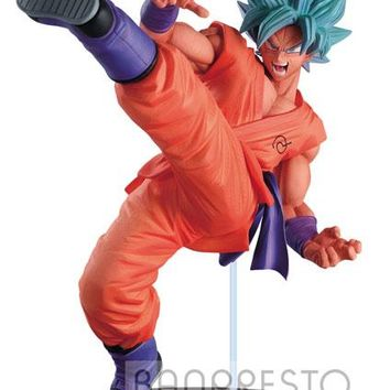 BANPRESTO Dragon Ball Super FES!! Vol.5 SSJ God Blue Son Goku Kaiohken