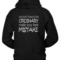 Shawn Mendes Life Of The Party Hoodie Two Sided