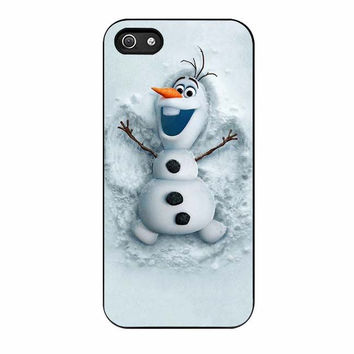 olaf frozen disney cases for iphone se 5 5s 5c 4 4s 6 6s plus
