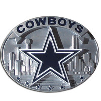 Dallas Cowboys Team Belt Buckle