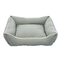 """Dog Gone Smart Lounger Bed Small 22""""x 20"""" Eco Green"""