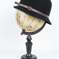 Carrie Cloche Hat