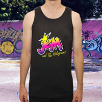 Jem and The Holograms for men,women,tank top