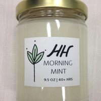 Soy Candle- MORNING MINT