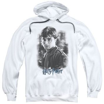 Harry Potter Harry In The Woods Licensed Adult Hoodie