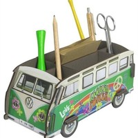 VW Van Storage Caddy - Flower Power