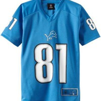 NFL Youth Boys 8-20 Packers Rodgers A. Short Sleeve Player Performance Name and Number Tee,Medium (10-12)