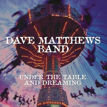 Dave Matthews Band Under The Table & Dream 2x LP 180g Vinyl DL NEW