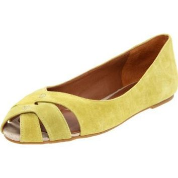 Lucky Women's Ester Ballet Flat - designer shoes, handbags, jewelry, watches, and fashion accessories   endless.com