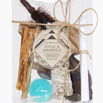 Focus & Awareness Ritual Kit