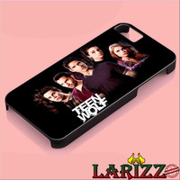 teen wolf season for iphone 4/4s/5/5s/5c/6/6+, Samsung S3/S4/S5/S6, iPad 2/3/4/Air/Mini, iPod 4/5, Samsung Note 3/4 Case *002*