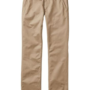 Gap Men Factory Lived In Slim Fit Khakis