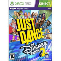 Just Dance Disney Party 2 Xbox Video Game