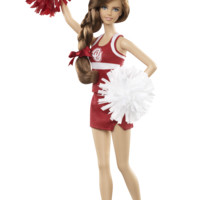 University of Oklahoma Barbie Doll - Barbie College Dolls | Barbie Collector