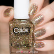 Color Club Gingerbread Nail Polish (Beyond The Mistletoe - Holiday 2011 Collection)