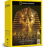 National Geographic: Mysteries Of Egypt [DVD]