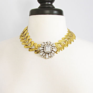 all the estate necklace