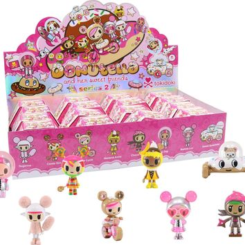 Tokidoki | Series 2 Donutella & Her Sweet Friends [SINGLE BLIND BOX]