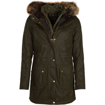 Dartford Wax Jacket - Women's