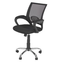 Walmart: Ergonomic Mesh Computer Office Desk Task Midback Task Chair w/Metal Base New