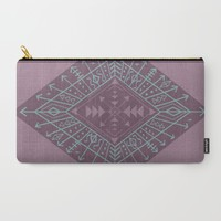 Gypsy Compass Carry-All Pouch by Bohemian Gypsy Jane