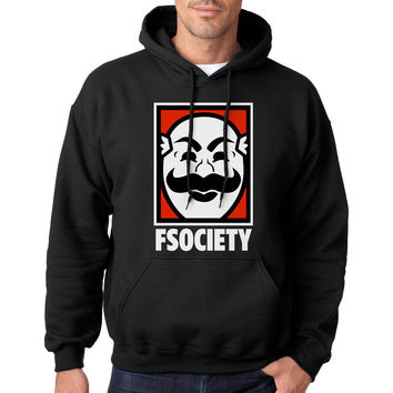 Mr Robot F Society Hooded Sweatshirt