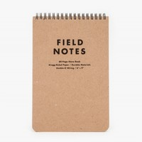 Field Notes Field Notes Steno Pad
