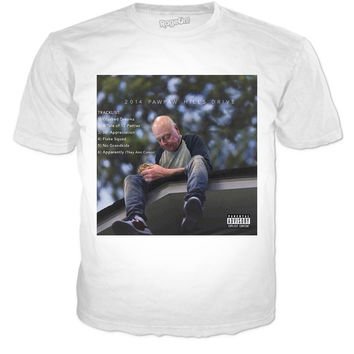 Pawpaw Album Cover Shirt