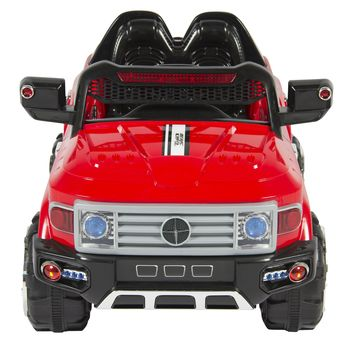 Best Choice Products 12V MP3 Kids Ride on Truck Car R/c Remote Control, LED Lights, AUX and Music