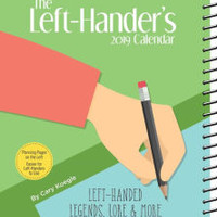 2019 Left-Hander's Weekly Planner Calendar, The