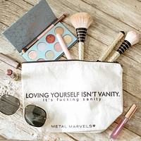 Loving Yourself Makeup Bag
