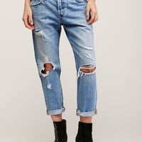 Free People Levi's 501 CT Jean
