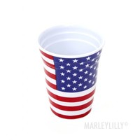 Monogrammed Rednek Party Cup | Marleylilly