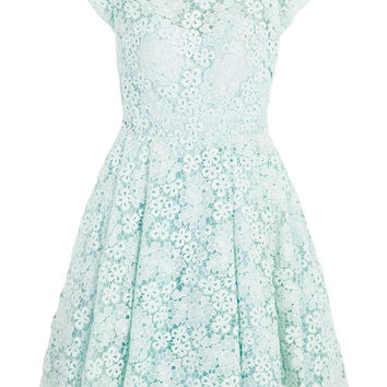 ML Monique Lhuillier Kyoto Bloom Dress