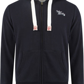 Tokyo Laundry Nowood River Sherpa Lined Zip Front Sweat Hoodie