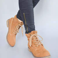 Northern Country Hiker Boot Camel