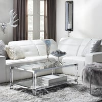 Welcome Home Living Room look on @ZGallerie