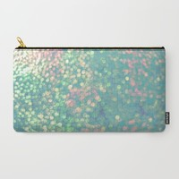 Mermaid's Purse Carry-All Pouch by ALLY COXON | Society6