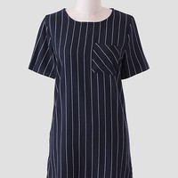East London Stripe Dress