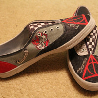 Custom, Personalized Vans-Style Shoes