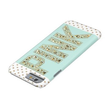 """Popular Faux Studded """"Pink"""" Style IPhone 6 Case"""