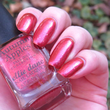 Autumn Apples - Fall 2015 Collection - Nail Polish 11ml (Full Size)