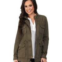 Lucky Brand Core Military Jacket