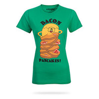 Adventure Time Bacon Pancakes Babydoll