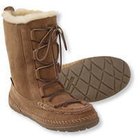 Women's Wicked Good Lodge Boots: Winter Boots | Free Shipping at L.L.Bean